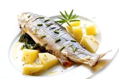 ricetta secondo piatto a base di pesce