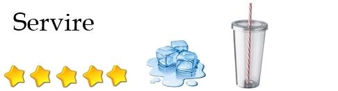 Cocktail da servire con ghiacchio e cannuccia voto: 5
