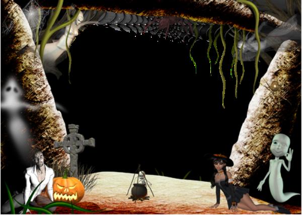 Cornici foto halloween ideale per collage for Cornici a muro per foto