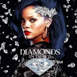 foto Rihanna Diamonds