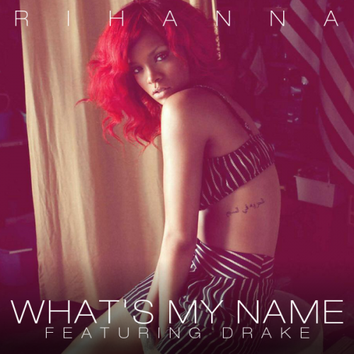 foto Rihanna What's my Name