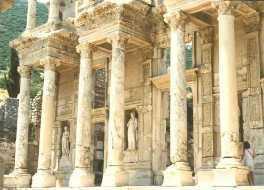 rovine di Efeso Turchia