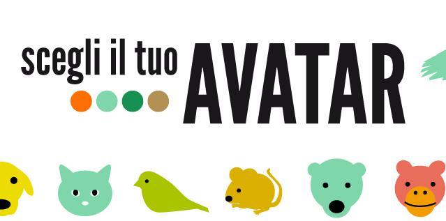 scegli gratis avatar