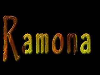 nome femminile ramona