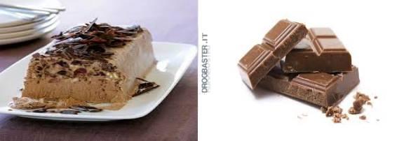 ricetta semifreddo al cioccolato