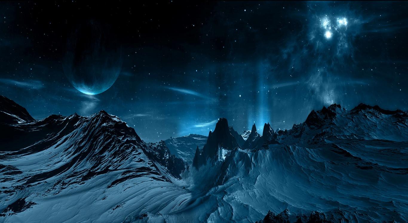 Sfondi gratis spettacolari foto dello spazio dei pianeti for Foto spettacolari per desktop