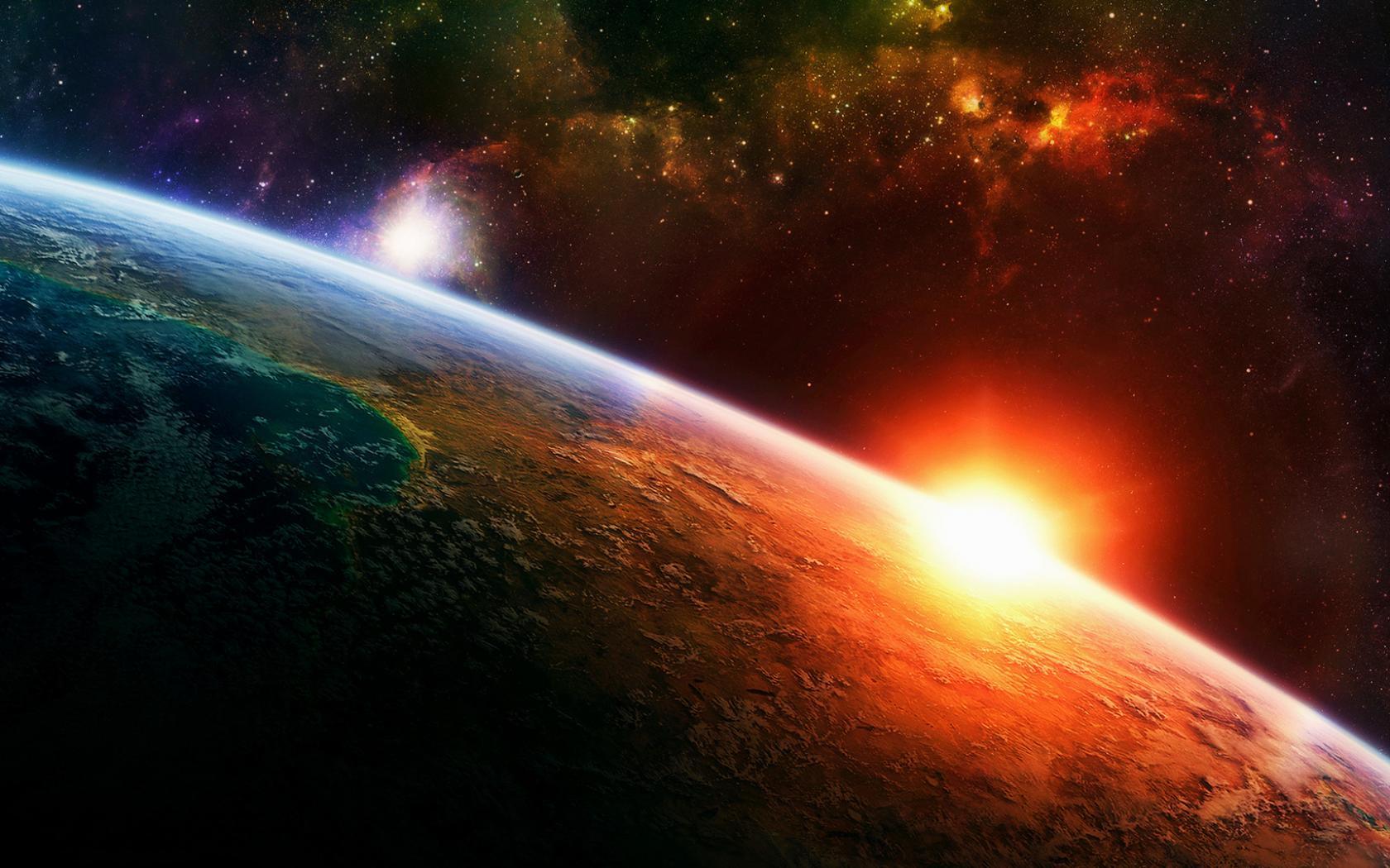 Sfondi e wallpaper dei pianeti del sistema solare for Sfondi spazio hd