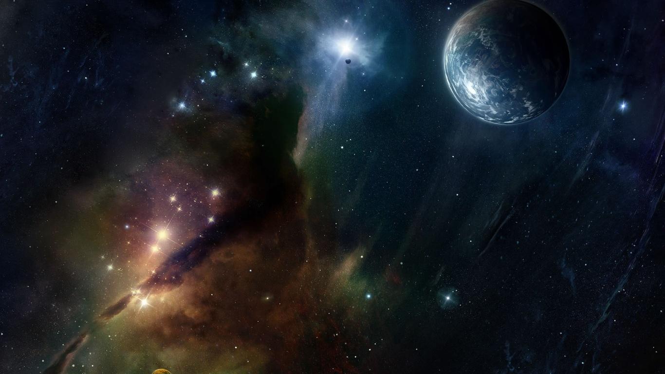 Sfondi spazio pianeti nebulose immagini del cosmo - Wallpapers space hd ...