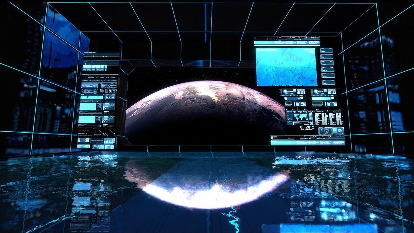 Wallpaper desktop spazio scarica gratis sfondi dei pianeti for Sfondi desktop 3d