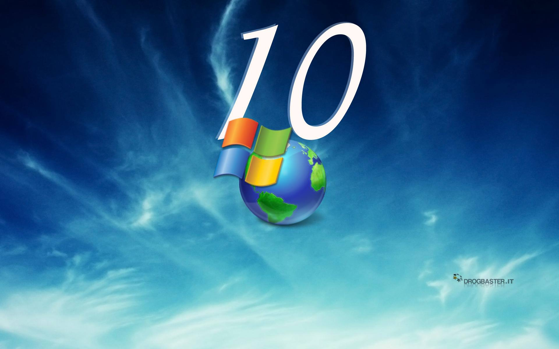 Raccolta Di Sfondi Windows 10 Hd Wallpapers