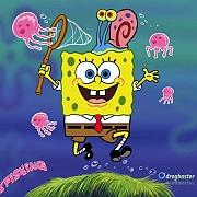 sfondo desktop con Spongebob