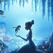 The Princess And The Frog 1024x1024