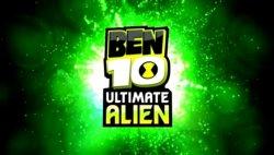 Ben 10 utimate Alien