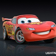 Cars2 Saetta Mc Queen