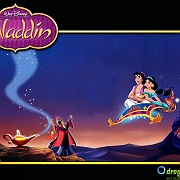 Cartoni Aladdin