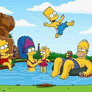 Wallpapers famiglia Simpsons