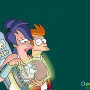 wallpapers futurama