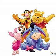 wallpapers Winnie the Pooh Amici
