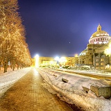 Boston di notte