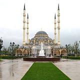 Cecenia Grozny moschea