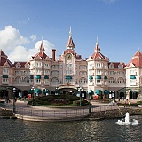 Sfondo Disneyland Resort Paris Hotel