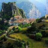Francia Alpi montagne