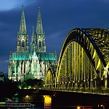 Germania ponte cattedrale