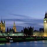 Londra Parlamento Big Ben