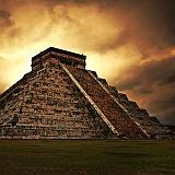 Foto della Piramide Maya