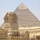 Foto ad alta definizione Piramide Egizia Sfinge