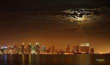 Paesaggio Notturno Sfondo PC