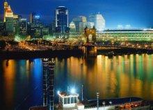 Paesaggi Notturni Foto Cincinnati