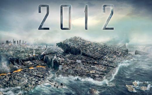 2012 è un film catastrofico del 2009