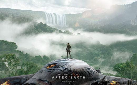 After Earth è un film del 2013,  con protagonisti Will  Smith.