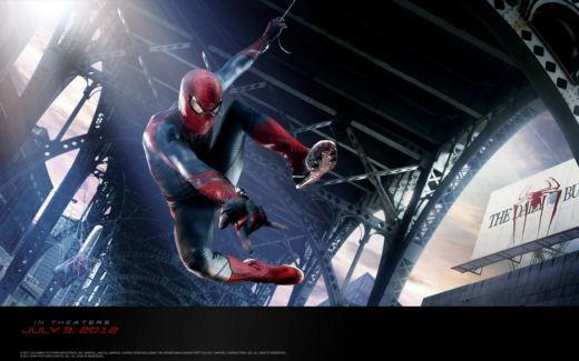 The Amazing Spider-Man protagonista il personaggio dei fumetti Marvel Comics
