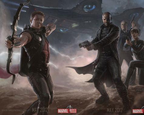 The Avengers è un film del 2012, prodotto dai Marvel Studios