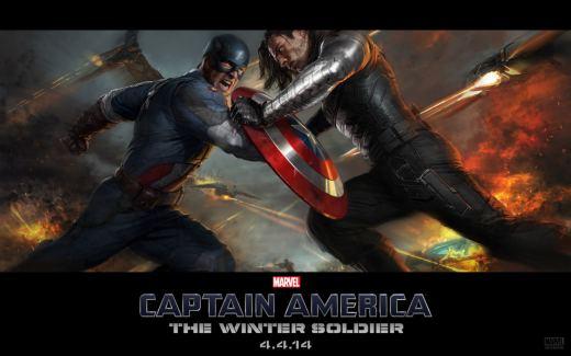 Captain America: The Winter Soldier è un film del 2014 basato sul personaggio dei fumetti Marvel Comics