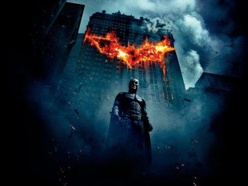 Il cavaliere oscuro è un film del 2008