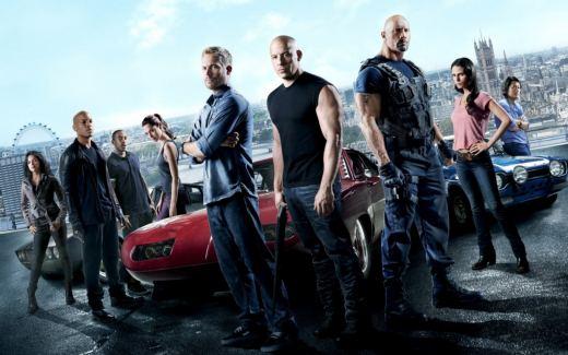Fast & Furious 6 è un film del 2013, la sesta serie del film.