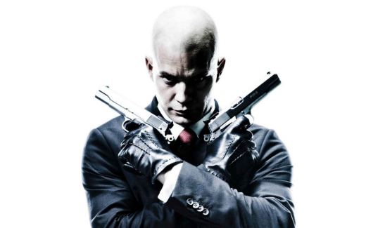 Wallpaper Hitman agente 47, professionista sicario.