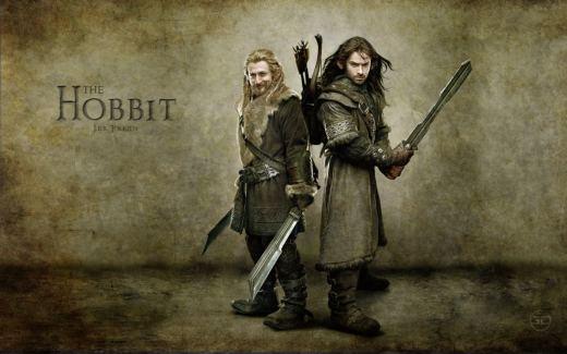 Lo Hobbit, è una trilogia fantasy,  basata sull'omonimo romanzo di Tolkien nel 1937