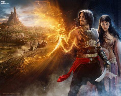 Prince of Persia - Le sabbie del tempo è un film d'avventura del 2010
