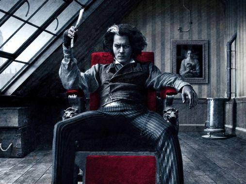 Sweeney Todd - Il diabolico barbiere, film del 2007 diretto da Tim Burton