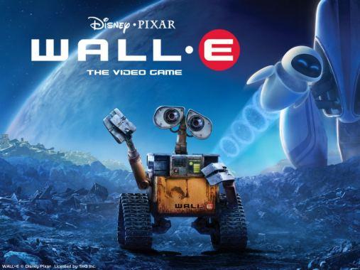 WALL•E è un film d'animazione del 2008, il nono lungometraggio d'animazione realizzato da Pixar Animation