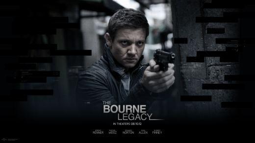 The Bourne Legacy è un film del 2012