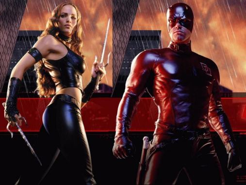 Daredevil è un film del 2003 basato sull'omonimo fumetto della Marvel Comics