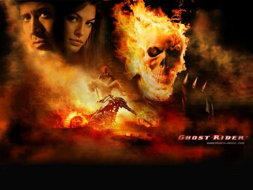 Ghost Rider - Spirito di vendetta è un film del 2012