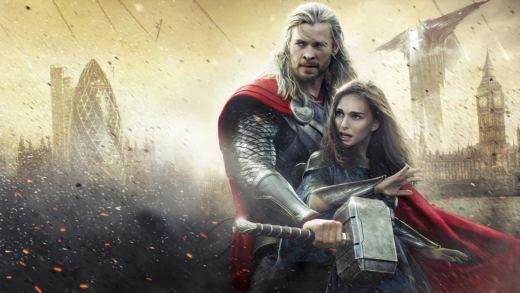 Il film è basato sul supereroe Thor, prodotto dai Marvel Studios nel 2013