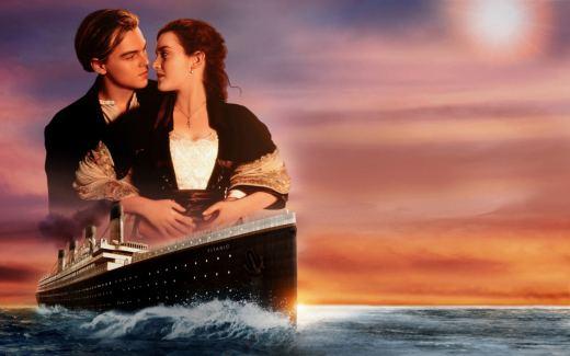 Titanic è un film del 1997 diretto da James Cameron