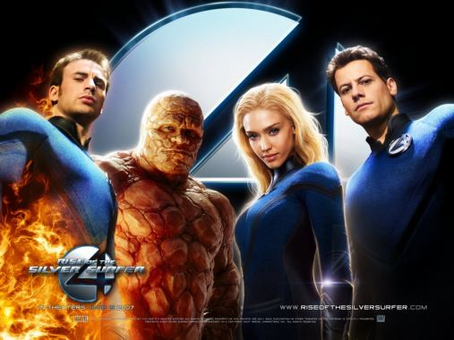 I Fantastici 4 e Silver Surfer (Fantastic Four: Rise of the Silver Surfer) è un film del 2007